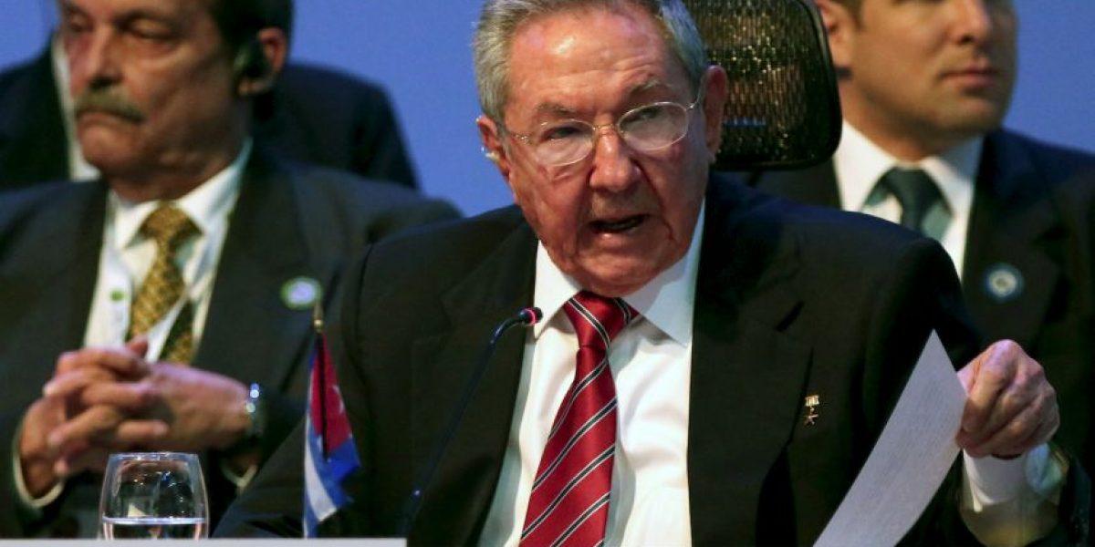 Cuba pide fin al embargo para restablecer relaciones con EE.UU.