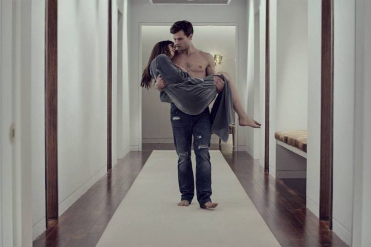 Foto: Facebook/Fifty Shades of Grey. Imagen Por: