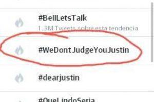 Hashtag que en unas horas se convirtió en tendencia mundial. Foto:Twitter. Imagen Por: