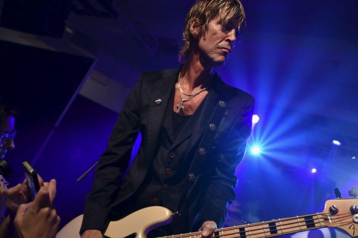 Duff Mckagan Foto: Getty. Imagen Por: