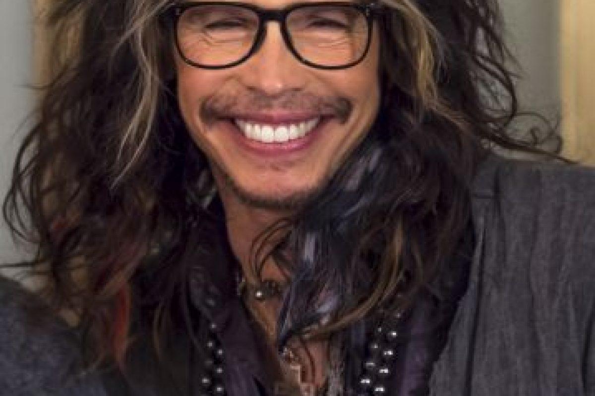 Steven Tyler, vocalista de Aerosmith Foto:Getty. Imagen Por: