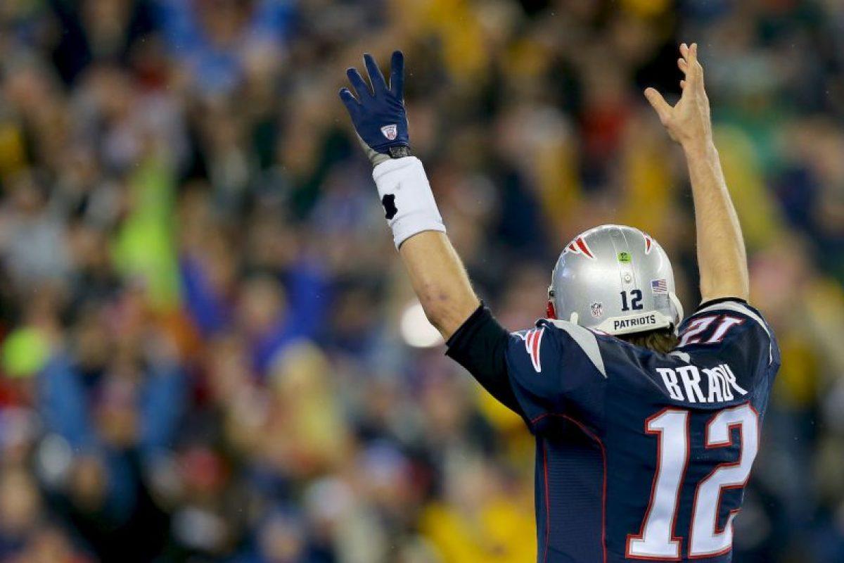 Brady jugará su sexta final Foto:Getty. Imagen Por: