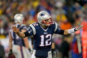 Brady sumó cuatro mil 109 yardas Foto:Getty. Imagen Por: