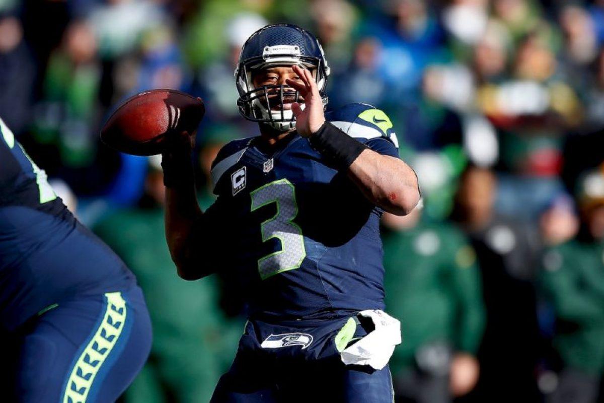 Willson es el actual monarca de la NFL Foto:Getty. Imagen Por: