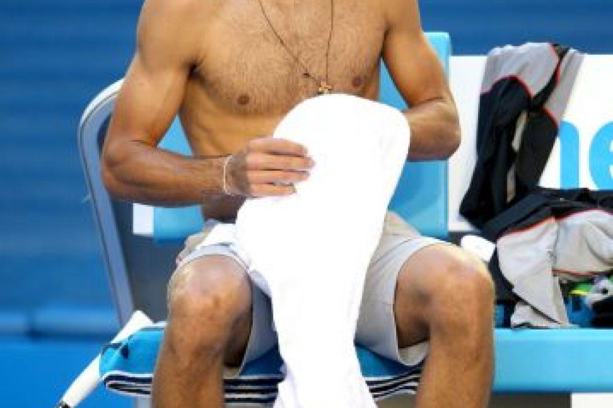 1. Es el número 1 en el ranking de la ATP (Asociación de Tenistas Profesionales) Foto:Getty Images. Imagen Por: