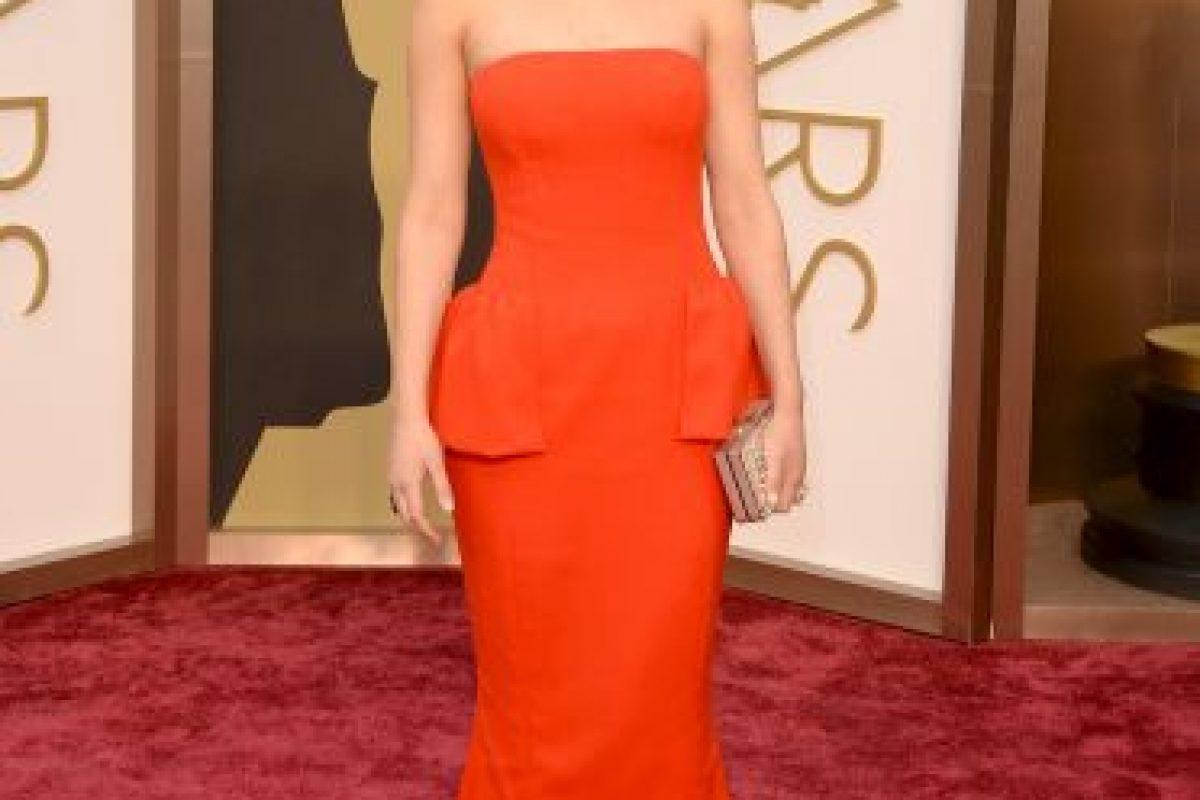 Es una de las actrices mejor pagadas de Hollywood Foto:Getty Images. Imagen Por: