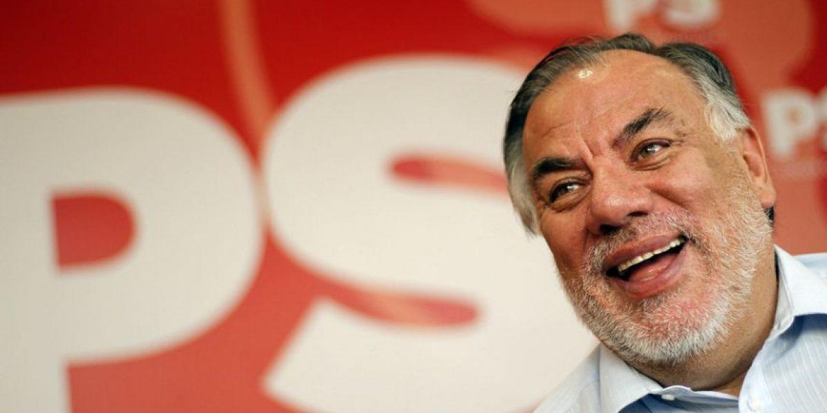 Una irónica y ácida crítica hizo Osvaldo Andrade (PS) a nuevo referente político de derecha