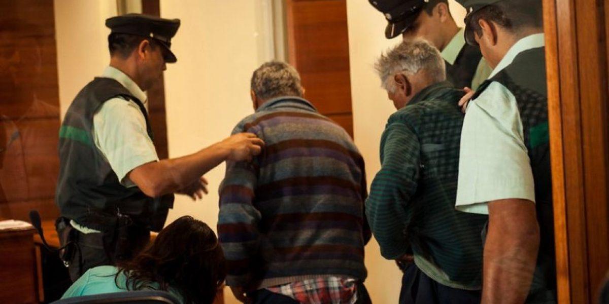 Sospechosos de los asesinatos de carabineros en el norte alegan inocencia y seguirán detenidos hasta el sábado