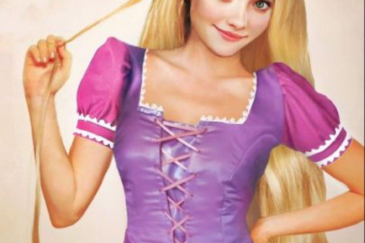 Rapunzel Foto:Jirka Väätäinen. Imagen Por: