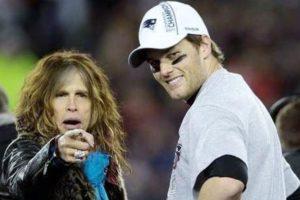 Es un gran fan de los Patriotas de Nueva Inglaterra Foto:Twitter. Imagen Por: