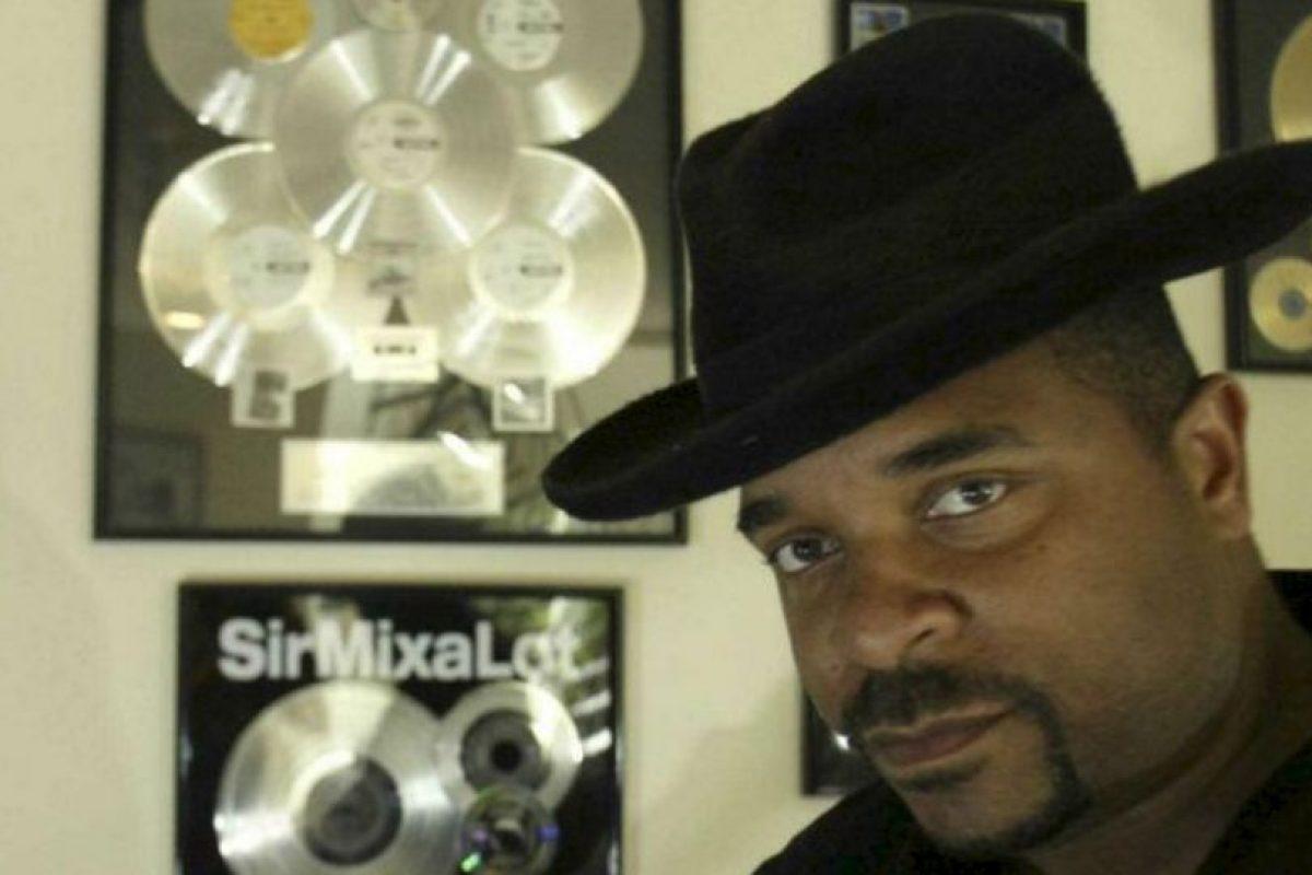 Sir Mix-a-Lot Foto:Twitter. Imagen Por: