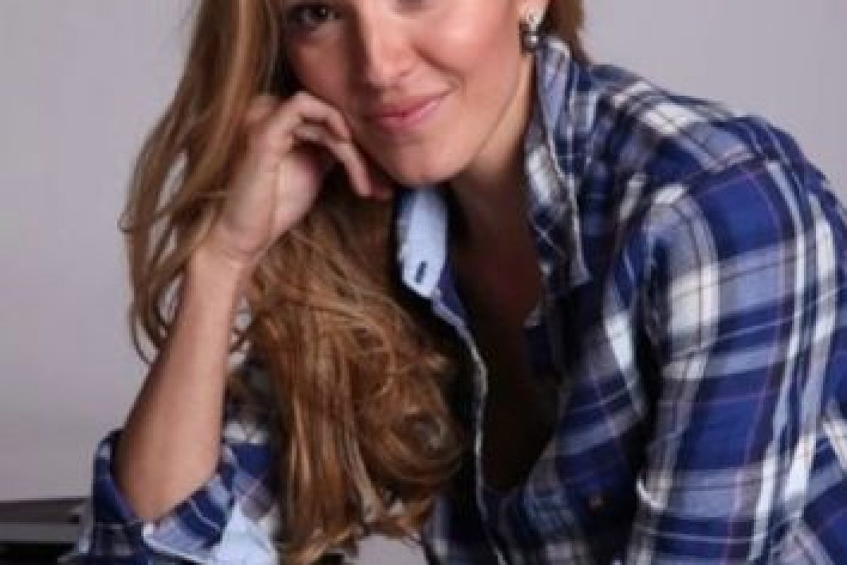 Ella es Jelena Ristic, la esposa de Novak Djokovic. Foto:JelenaRisticNDF. Imagen Por:
