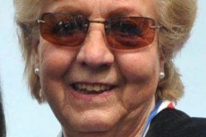 Marlene Ahrens – Chile. Medalla de plata en lanzamiento de jabalina en Melbourne 1956. Foto:Wikimedia Commons. Imagen Por: