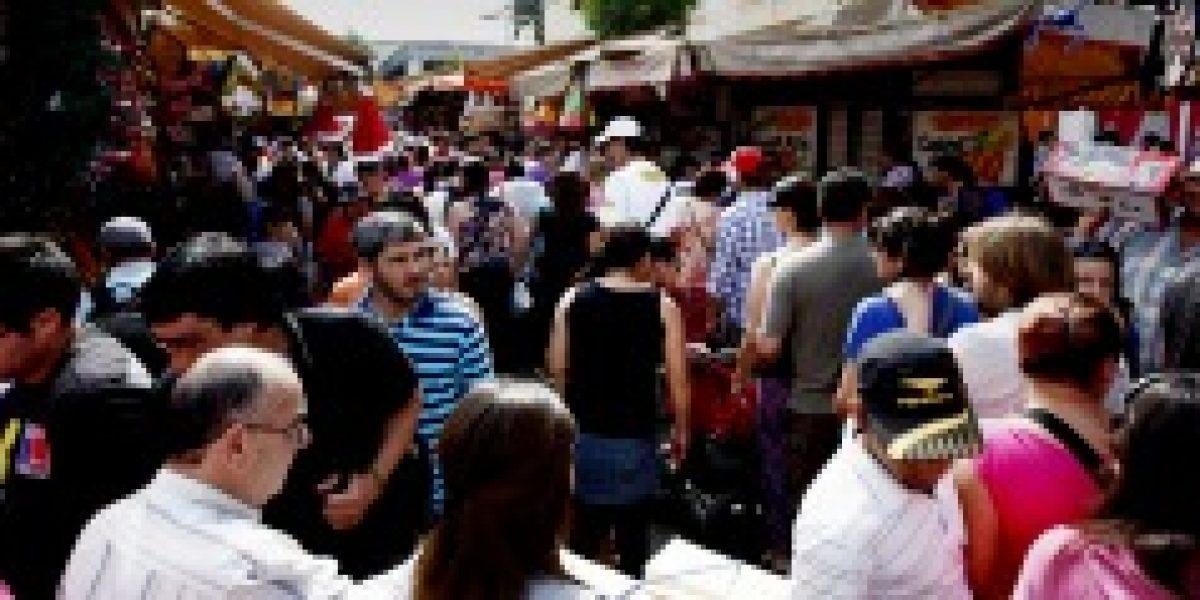 Ventas minoristas en Chile crecen en 2014 un 2,4 % respecto del año anterior