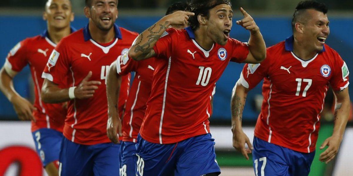 Por la revancha: Selección chilena se medirá ante Brasil en Londres