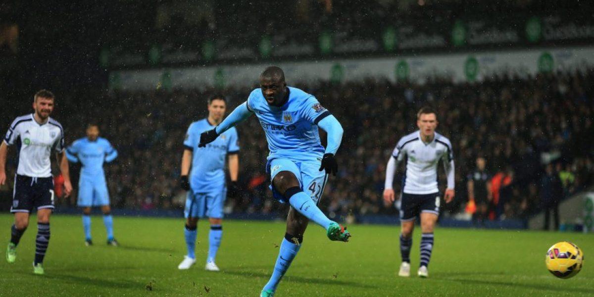 Pellegrini no contará con Yaya Touré ni Wilfired Bony para vital duelo ante Chelsea