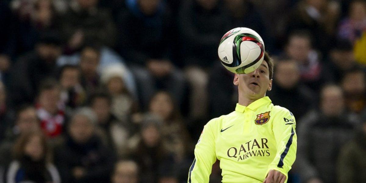 Jugador de Barcelona reveló discusión entre Luis Enrique y Messi