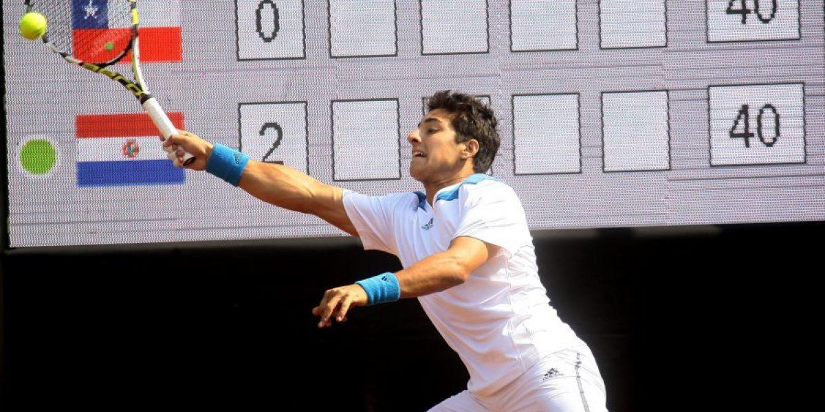 Precio único para duelo de Copa Davis entre Chile y Perú
