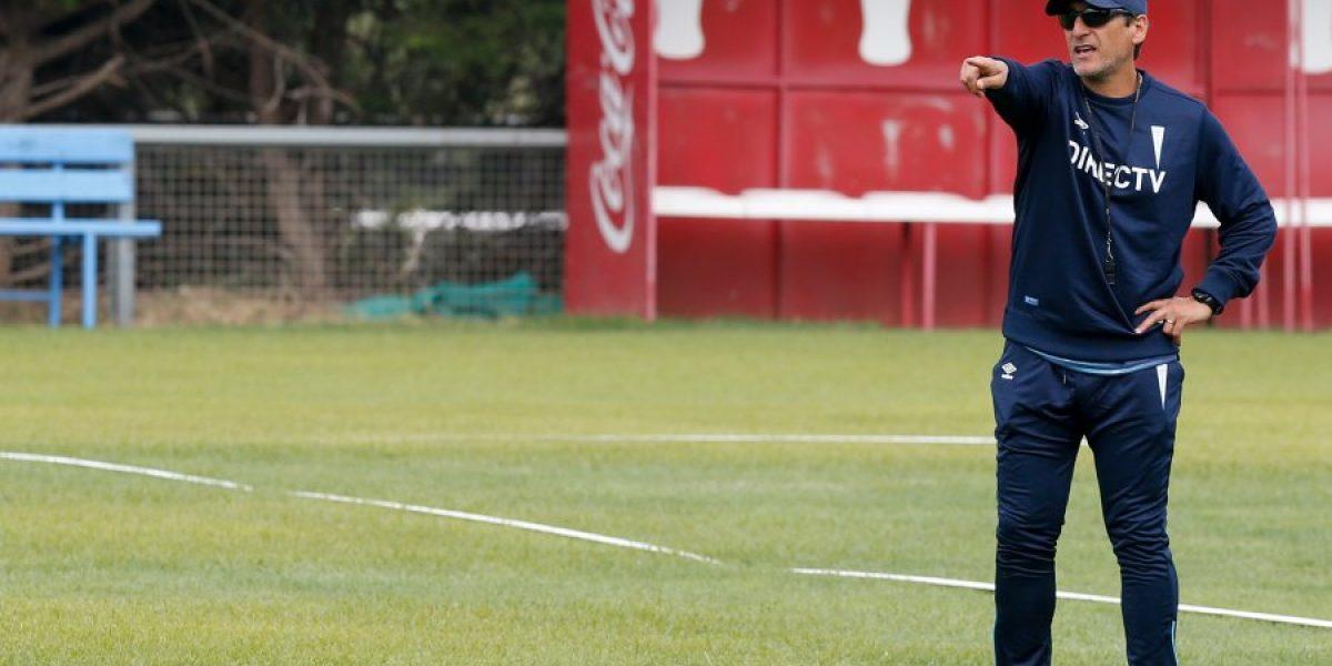 Mario Salas alabó a los seleccionados de la UC: