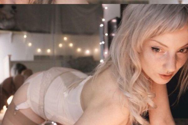 Fotos Esta Es La Actriz Porno Que Se Desnuda Ante 6 Mil Hombres
