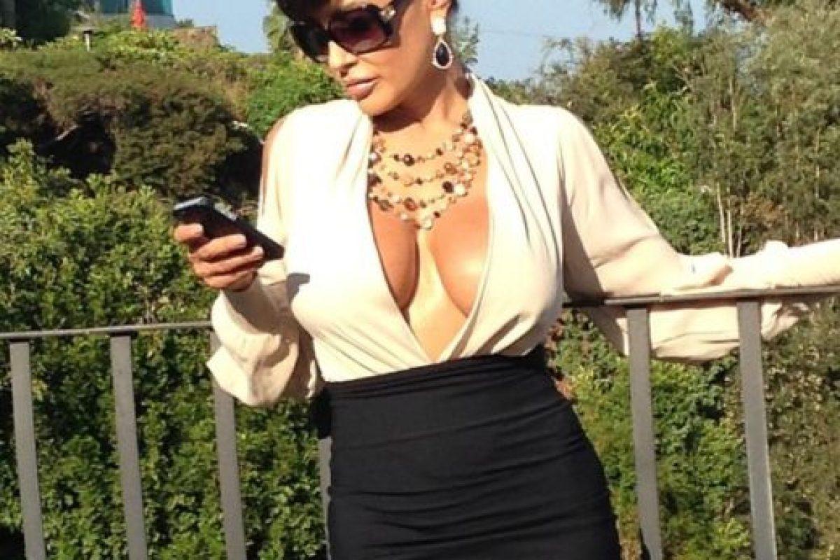 Lisa Ann tiene 42 años. Foto:Lisa Ann/Instagram. Imagen Por: