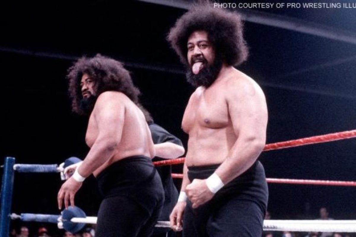 Fueron tres veces Campeones de Parejas Foto:WWE. Imagen Por: