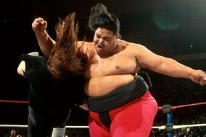 Entró al Salón de la Fama de forma póstuma en 2012 Foto:WWE. Imagen Por: