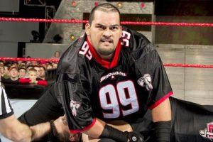 Rosey es el hermano mayor de Roman Reigns Foto:WWE. Imagen Por: