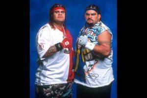 Hace una década apareció la pareja 3-Minute Warning Foto:WWE. Imagen Por: