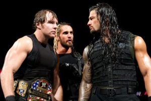 Roman Reigns formó parte del Escudo Foto:WWE. Imagen Por: