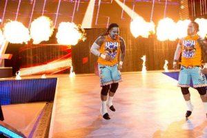 Los Uso, actuales Campeones de Pareja, son hijos de Rikishi Foto:WWE. Imagen Por: