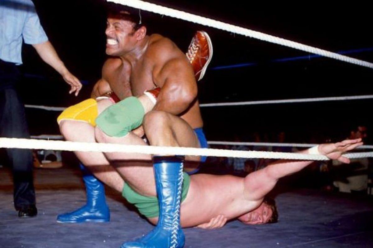 También es miembro del Salón de la Fama de la WWE Foto:WWE. Imagen Por: