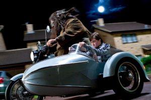 """También paticipó en los filmes de """"James Bond"""" junto a Pierce Brosnan Foto:Facebook/Harry Potter. Imagen Por:"""