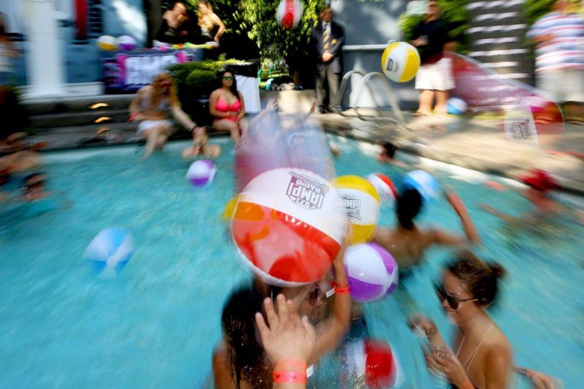 6. Ushuaia Ibiza Beach Club en España. Foto:Getty Images. Imagen Por: