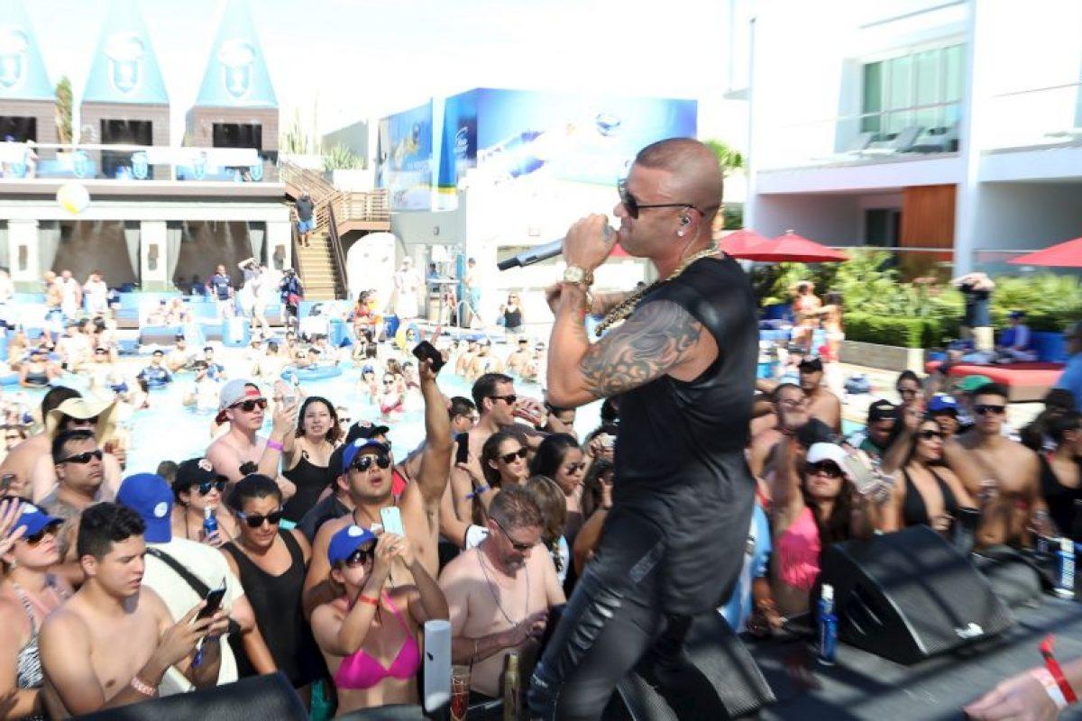 """1. La piscina Cosmopolitan conocida como """"Marquee DayClub pool"""", localizada en Las Vegas, Estados Unidos. Foto:Getty Images. Imagen Por:"""