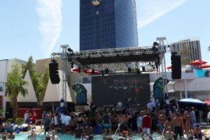 """Este lugar realiza las mejores """"pool parties"""" del mundo. Foto:Getty Images. Imagen Por:"""