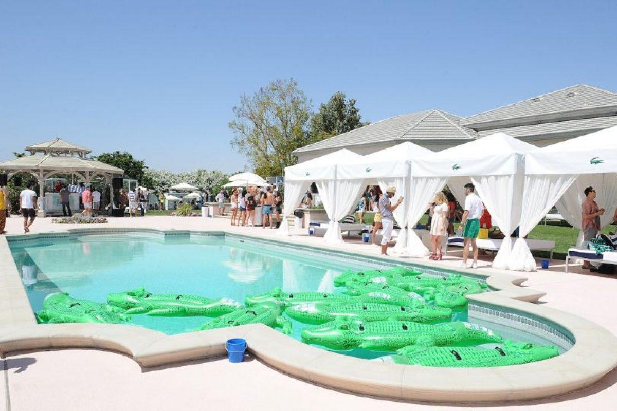 Este lugar es famoso por invitar a los asistentes una copa de champagne durante los días de mucho calor. Foto:Getty Images. Imagen Por: