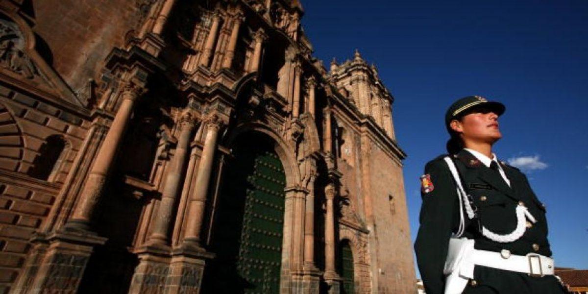 Detienen a dos chilenos en el Cusco acusados de hurto