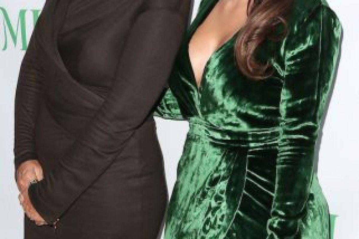 Tanto ella, como su esposo Kanye West y su hija, North West viven en la mansión de Kris Jenner. Foto:Getty Images. Imagen Por: