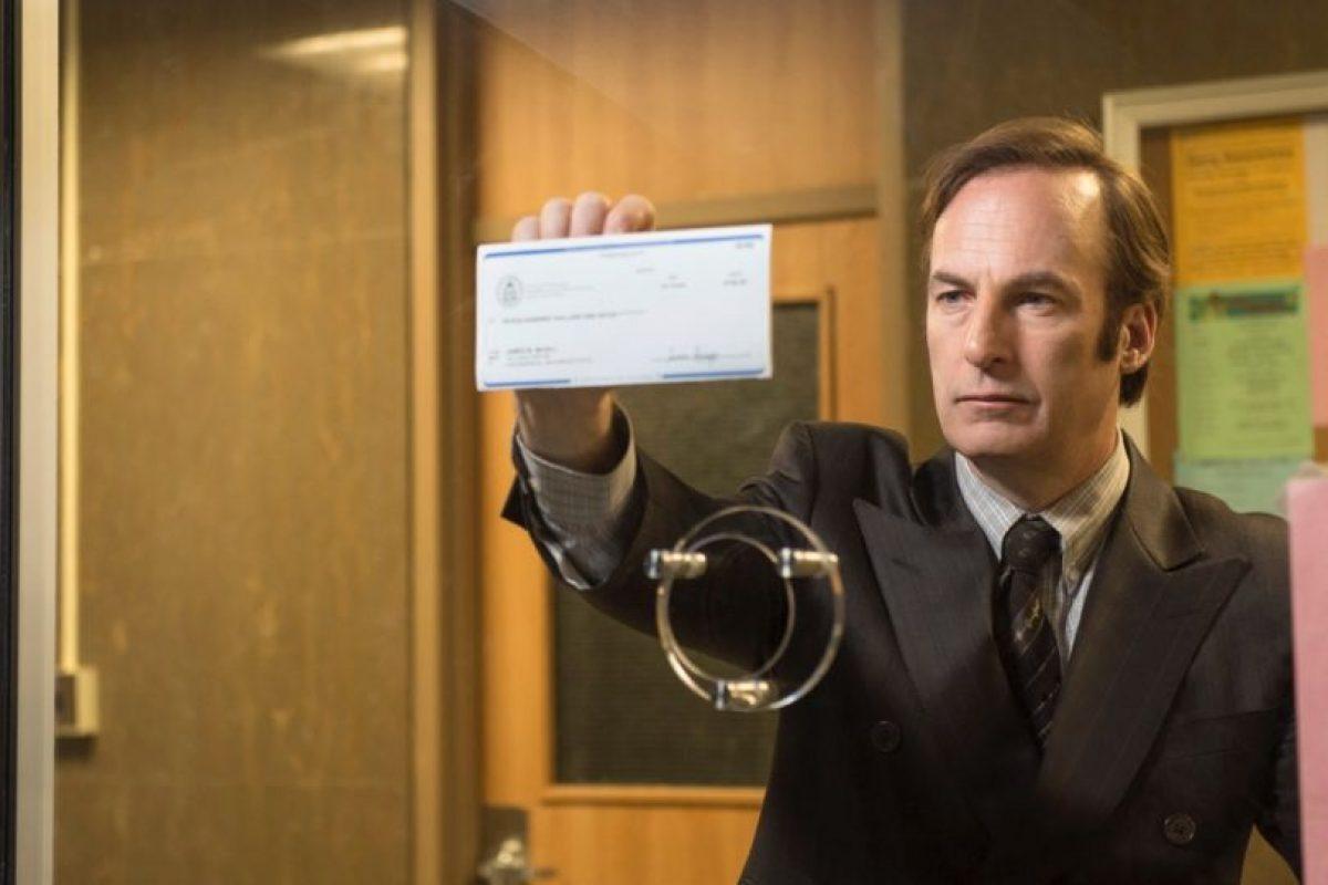"""""""Better Call Saul"""" – Primera temporada. Episodio 1 disponible el 9 de febrero. Episodio 2 el 10 de febrero. Episodios 3 al 10 cada martes a partir del 17 de febrero. Foto:Netflix. Imagen Por:"""