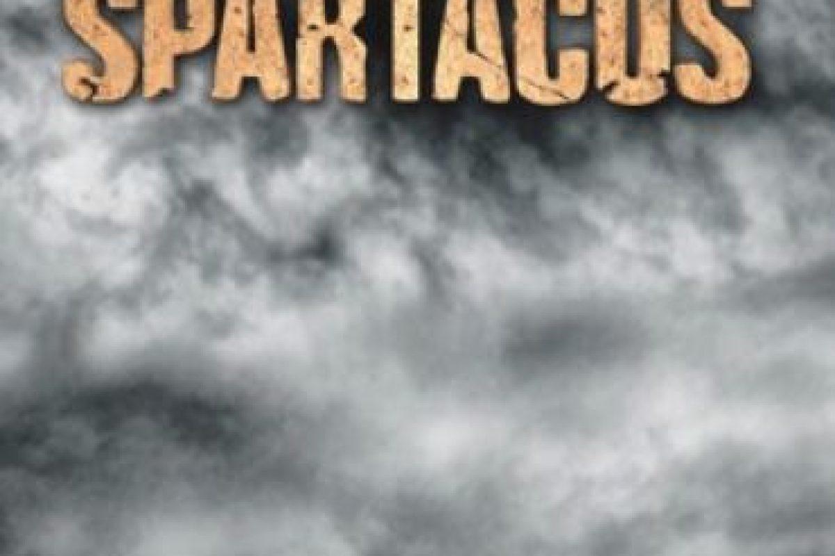 """""""Spartacus"""" – Temporadas 1 a 3. Disponible el 1 de febrero. Foto:Netflix. Imagen Por:"""