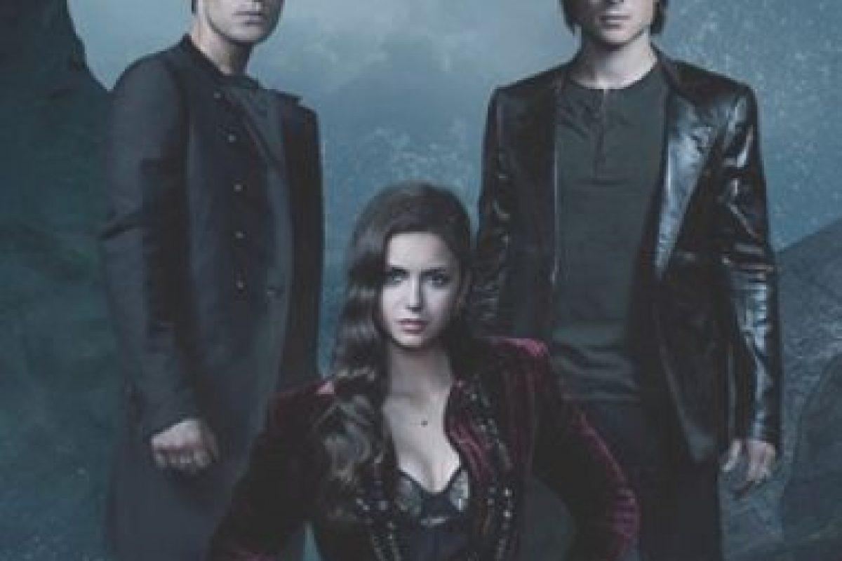 """""""Vampire Diaries"""" – Temporada 5. Disponible desde el 23 de febrero. Foto:Netflix. Imagen Por:"""