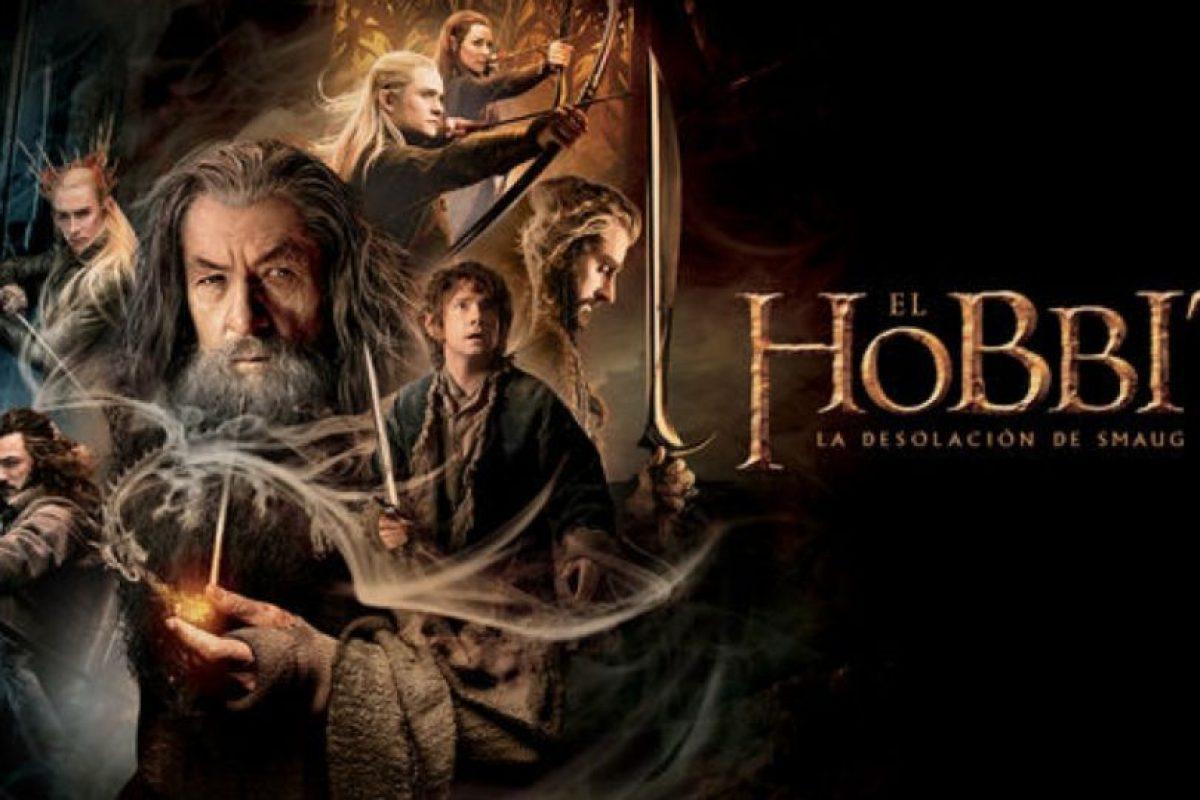 EL HOBBIT- LA DESOLACIÓN DE SMAUG. Disponible a partir del 8 de febrero. Foto:Netflix. Imagen Por:
