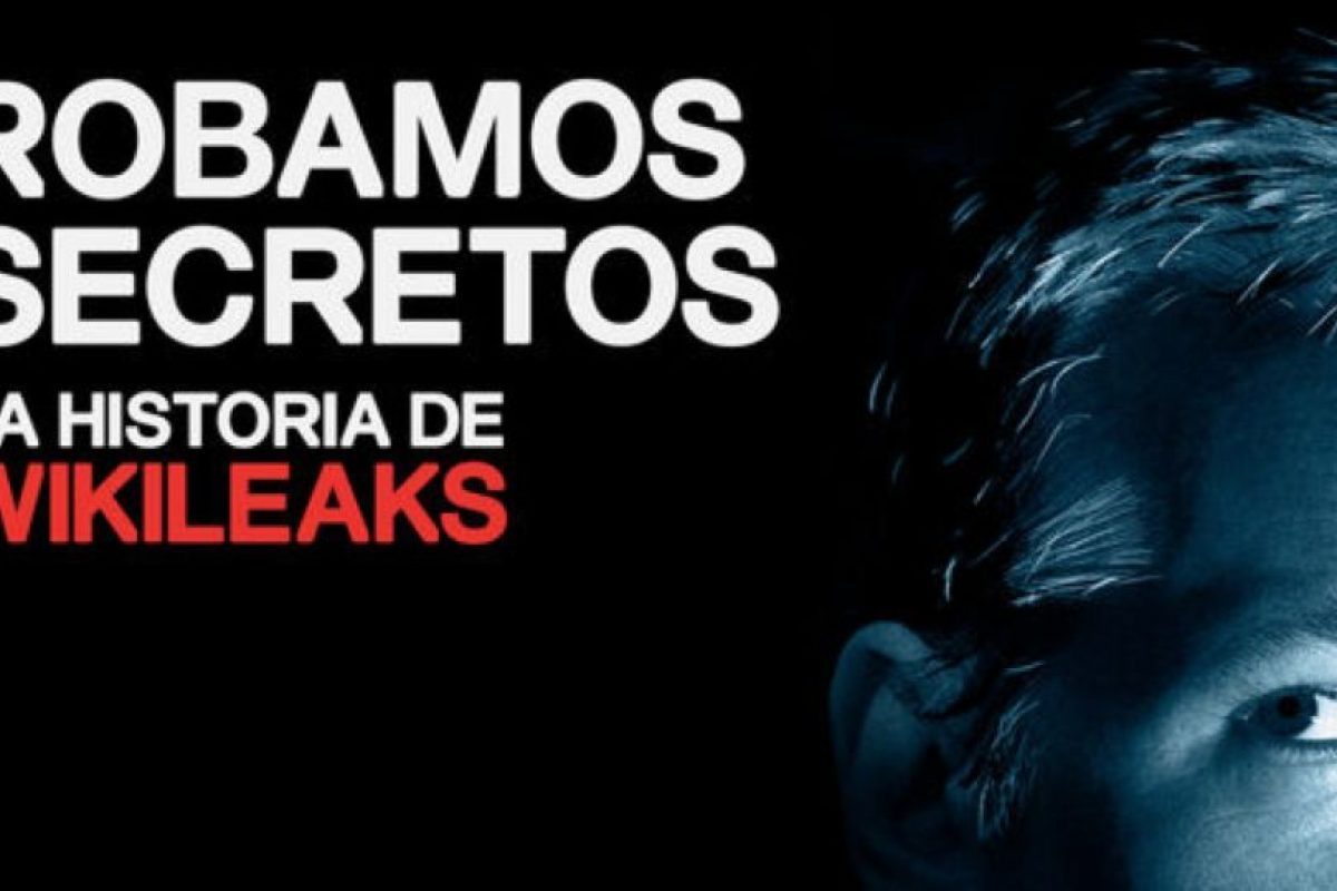 """ROBAMOS SECRETOS- LA HISTORIA DE WIKILEAKS"". Disponible a partir del 18 de febrero. Foto:Netflix. Imagen Por:"