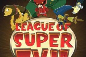 """League Of Super Evil"" – Temporadas 1 y 2. Disponible a partir del 10 de febrero. Foto:Netflix. Imagen Por:"