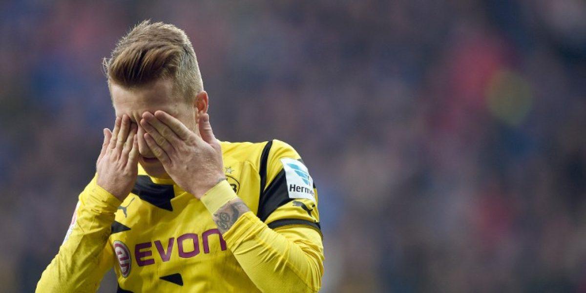 ¿Buenas noticias para Pellegrini? Bayern Munich descarta el fichaje de Reus