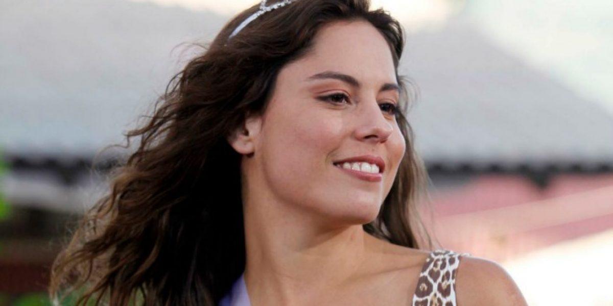 Antonia Santa María y su gran momento: