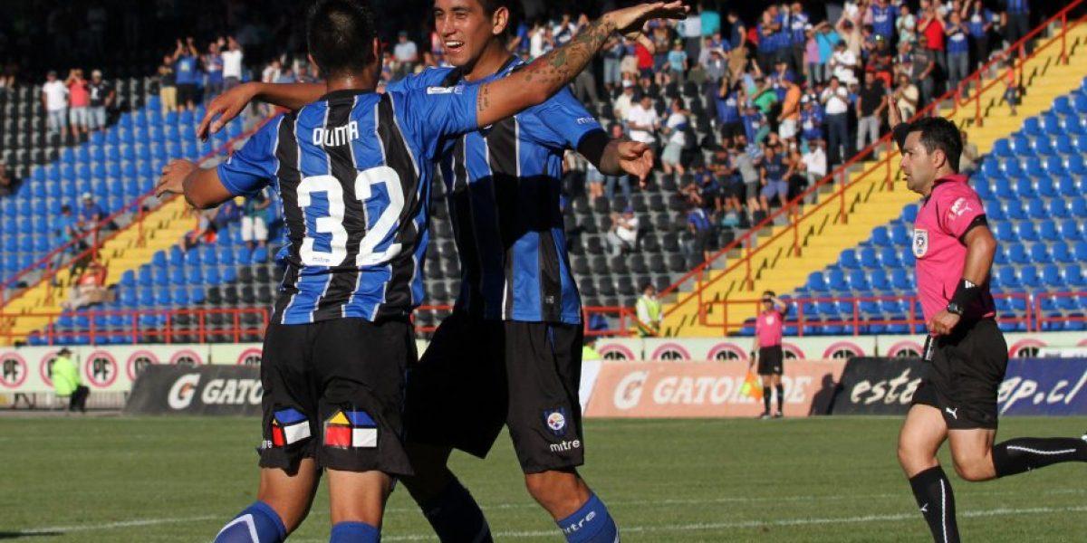 Huachipato venció a Cobresal y consiguió su primer triunfo en el Clausura