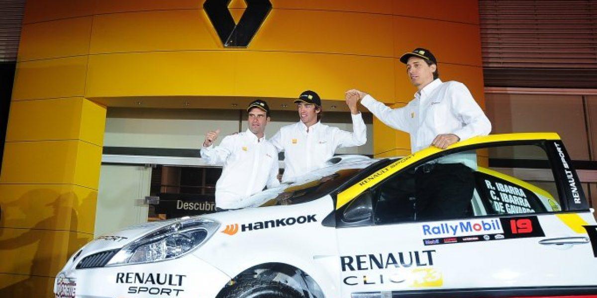 Renault se potencia de cara al RallyMobil 2015