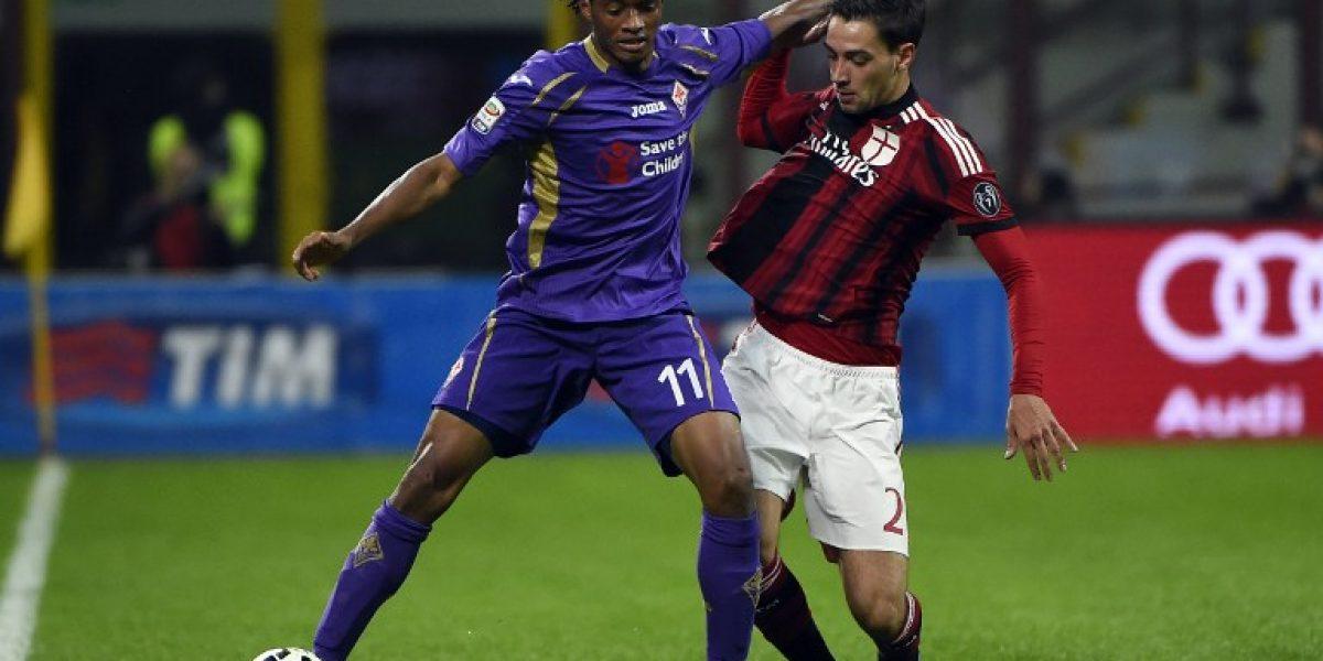 Contra la palabra de Mourinho: Cuadrado deja Fiorentina para firmar en el Chelsea